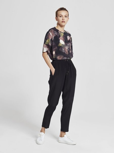 Juliette Hogan Leonard Pant - Black
