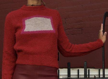 Veda Modern Crewneck Sweater