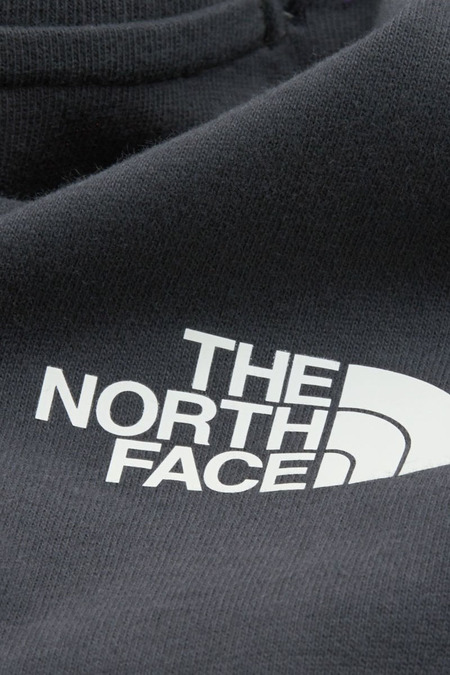 The North Face Fine 2 Tee LS  - Asphalt Grey