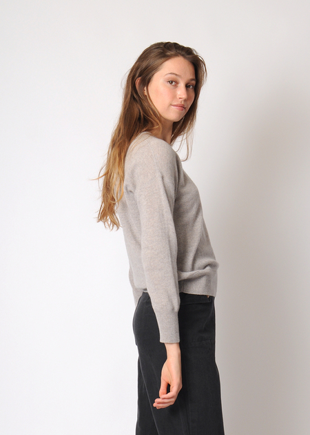 Christina Lehr Tina Sweater - Marble