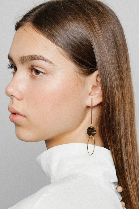 Wolf Circus Larissa Earrings
