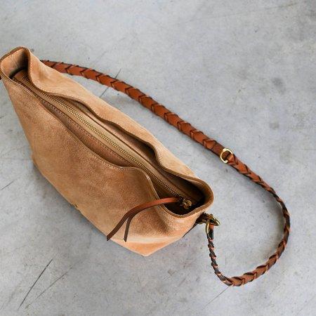 Jerome Dreyfuss Pierre Sable Goatskin Bag