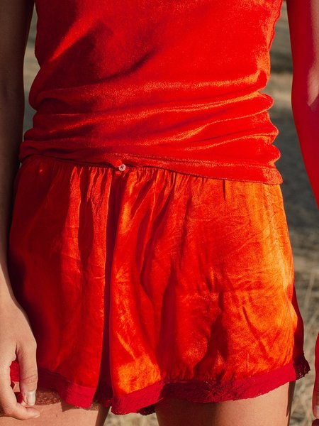 Vivien Ramsay Sweet Silk Shorts