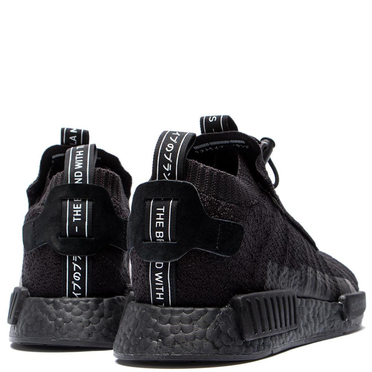 1d201da774bce8 adidas NMD TS1 Primeknit Gore-Tex   Core Black