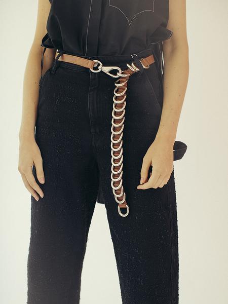 Linder D-Ring Belt