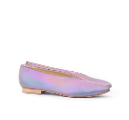 Sydney Brown V-Flat Iridescent