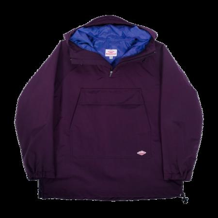 Unisex Battenwear Scout Anorak - Purple