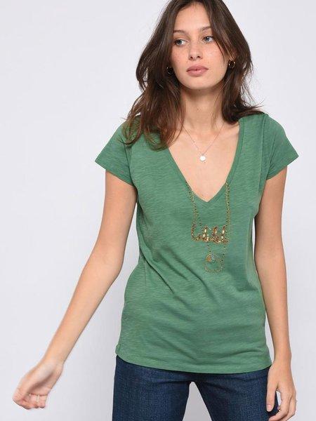 Leon & Harper Tonton Wild T-Shirt - Green