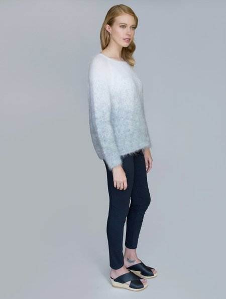 Des Petits Hauts Alienor Sweater - LIGHT GREY
