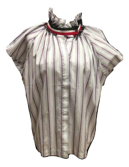 A Shirt Thing Ella Blouse - Portofino