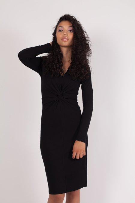 Obakki Linnea Dress - BLACK