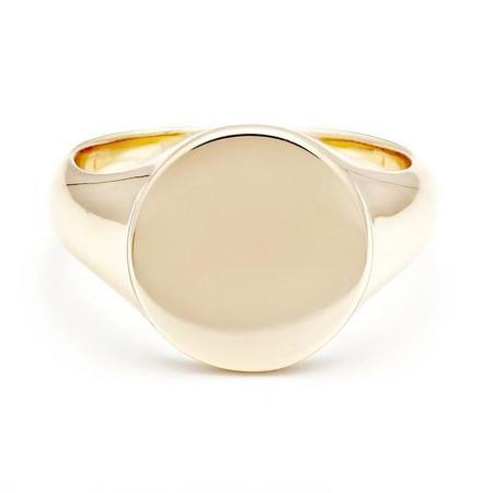 Melanie Auld Signet Ring - 14k GOLD