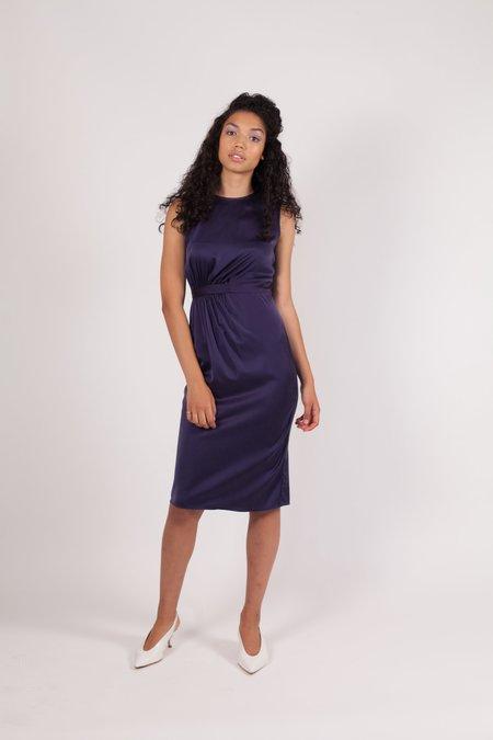 Obakki Tasia Dress - INK