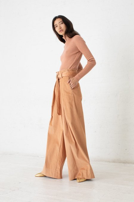 Ulla Johnson Rhodes Trouser - Camel