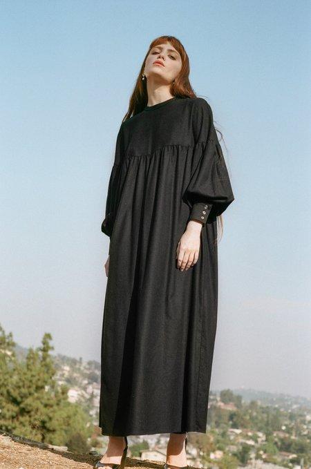 Town Clothes Salima Maxi Dress - Onyx