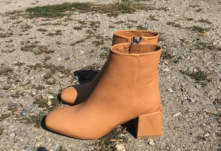 LOQ Lazaro Ankle Boots - Miel