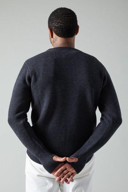 Barena Corba Cruna Crewneck Sweater - Antracite
