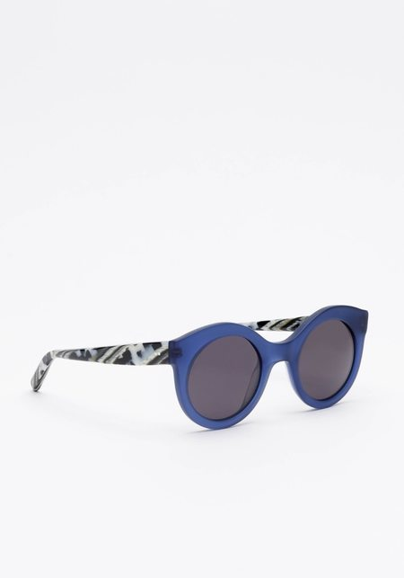 Prism Savannah Sunglasses - Blue Matte