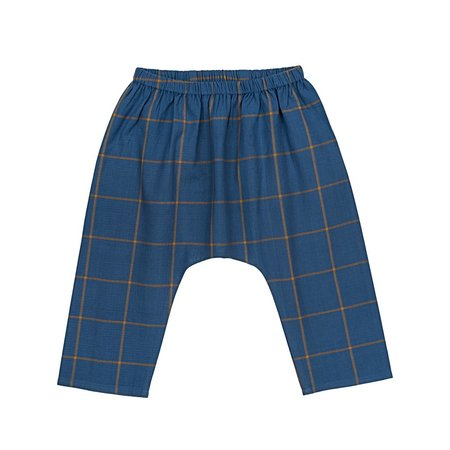Kids Ketiketa Babunanu Baby Trouser - Big Check