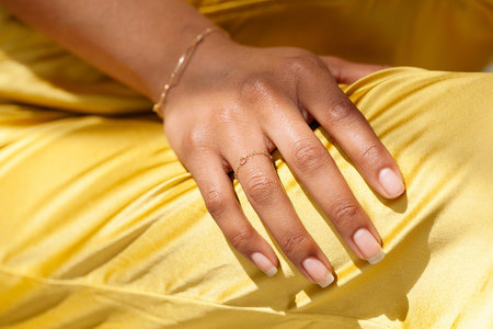 Eyde the noa bracelet - 14k Gold