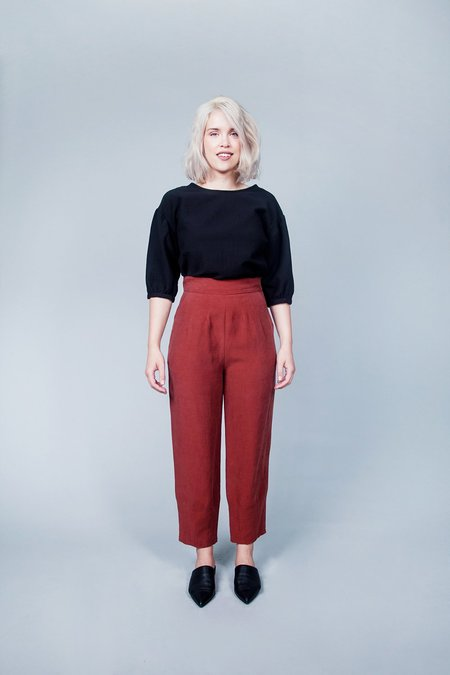 Eve Gravel Lonely City Pants