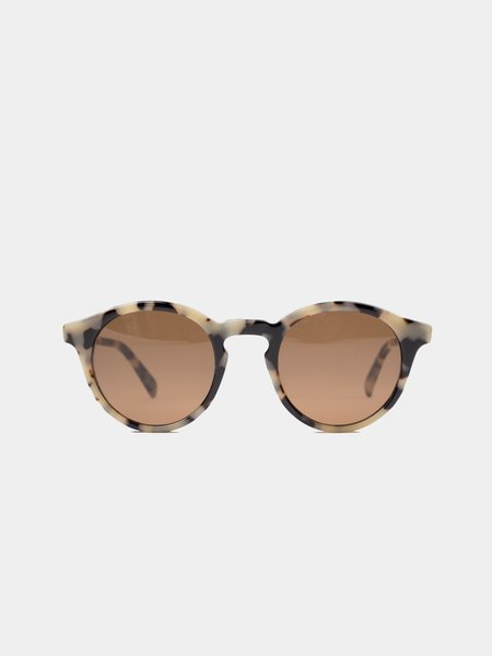 Sun Buddies Zinedine Sunglasses - Blonde Tortoise