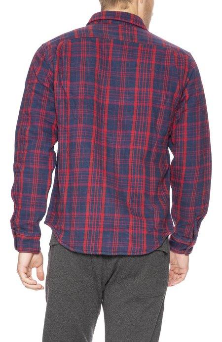 Relwen Double Blanket Shirt