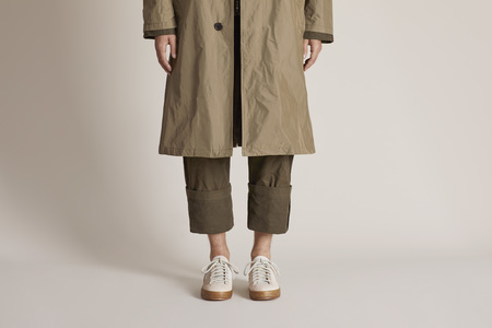 Feit for Garmentory Hand Sewn Low - Raw White
