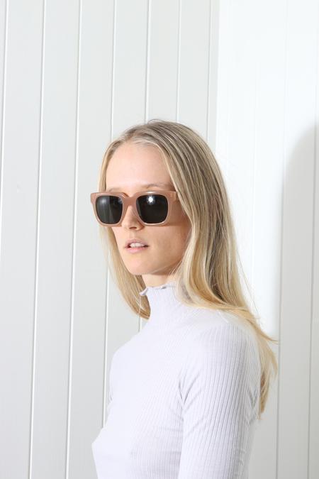 Carla Colour Jarvus Sunglasses - Sap/Haze