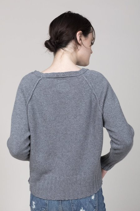Hannoh Phebe Pullover Sweater - Pearl