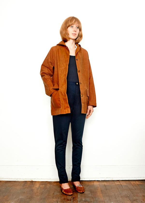 atelier b raincoat