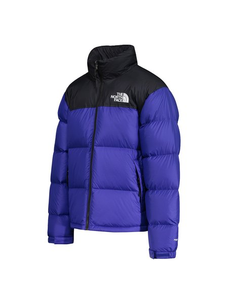 The North Face Black Box M 1996 Retro Nuptse Jacket - Aztec Blue