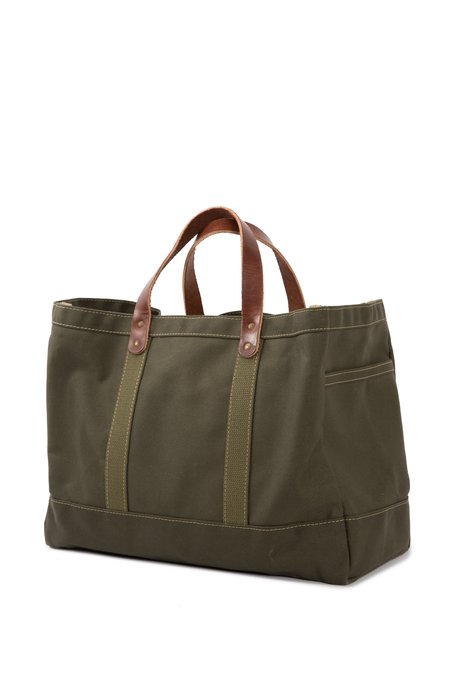 Artifact Tool & Garden Tote Bag - Olive