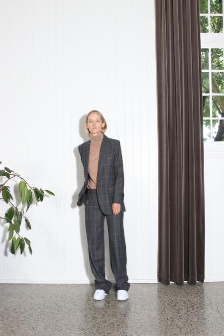 Equipment Hagan Trouser - Charcoal Multi
