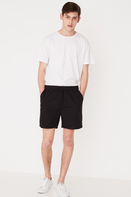 Assembly Cotton Walkshort - Black