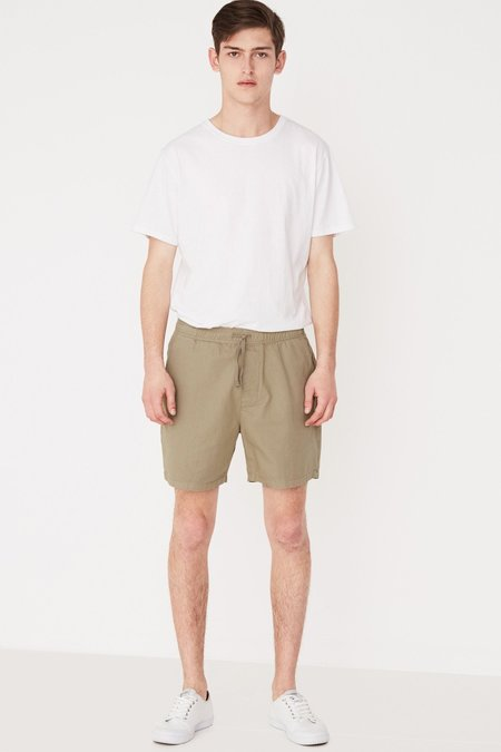 Assembly Cotton Walkshort - Olive