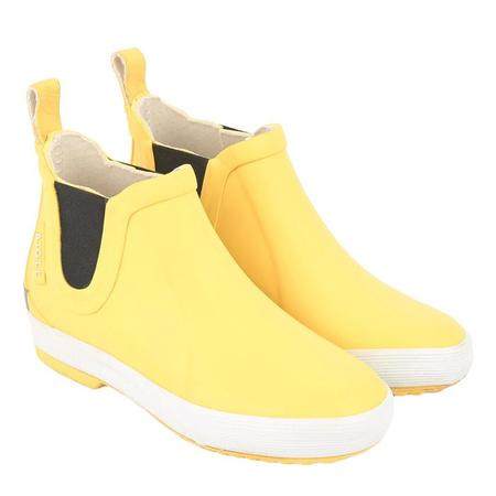 KIDS Aigle Child Lolly Chelsea Rubber Boot - Yellow