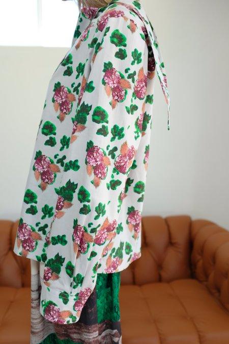 A Détacher Tola Top - sequin floral