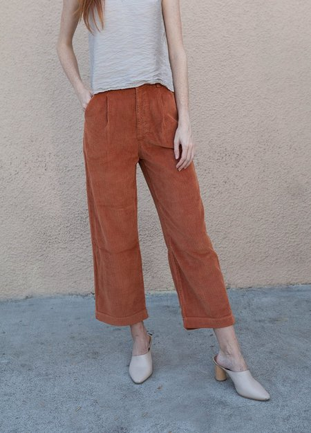 Lacausa Frankie Trousers - FOX