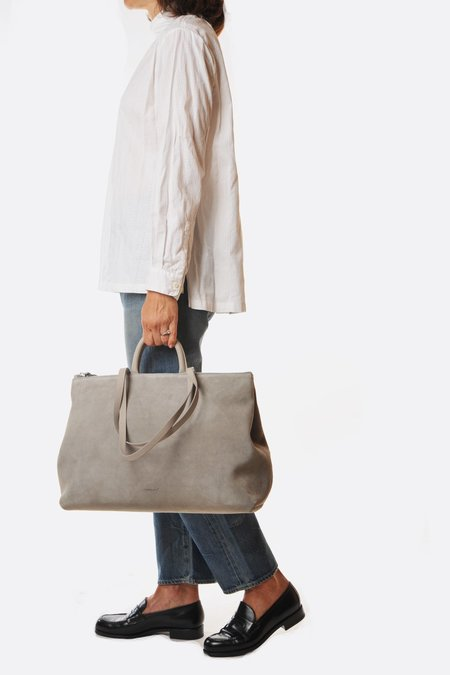 Marsèll Large Horizontal Bag - Grey