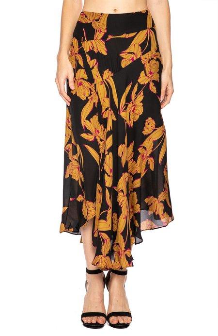 A.L.C. Lev Skirt - Floral
