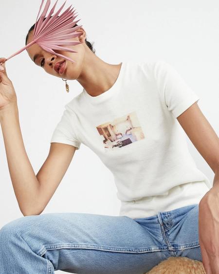 Nanushka DALI Printed T-shirt - Gellert print