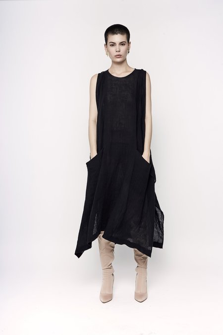 Jason Lingard Mina Linen Dress