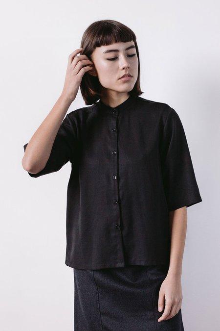 A.Oei Studio Mu Shirt - Black