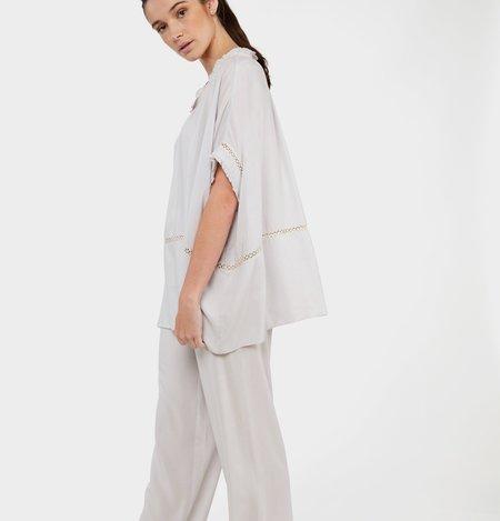 Laing Home Chloe Pyjama Set - Silver