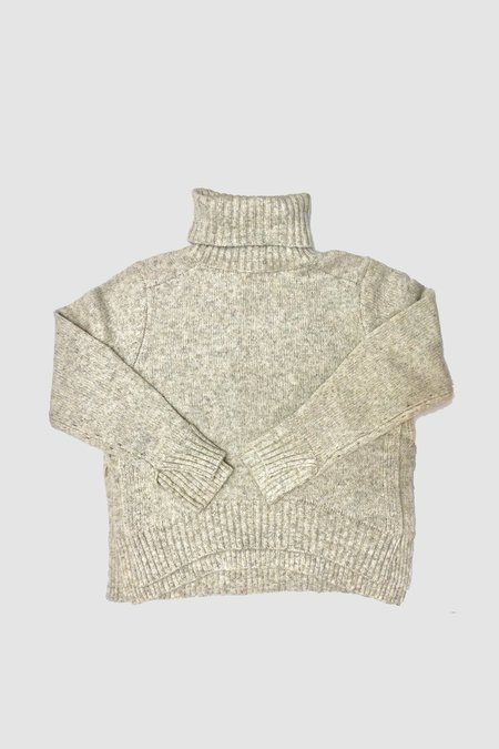 Line Camille Turtleneck Knit - Avalanche