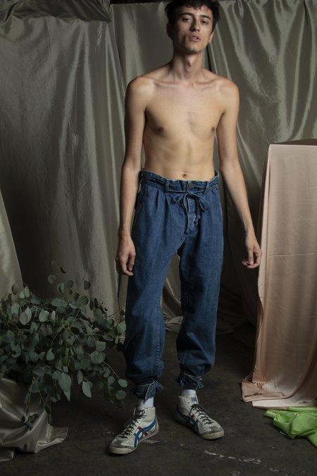 l'equip Hemingways Trouser - Boy Blue