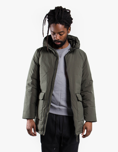 Aspesi 8I18 Periscopio II Jacket - GREEN