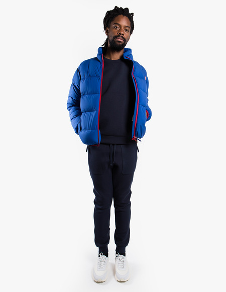 Aspesi Kinky Atmos Down Jacket - Royal Blue