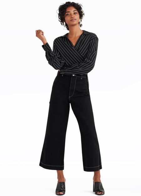 Shaina Mote Stella Top - BLACK